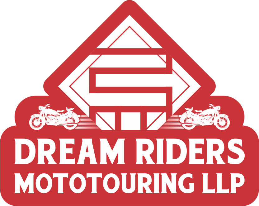 Dream Riders Mototouring Website Logo